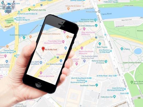 MBG GPS Tracking App