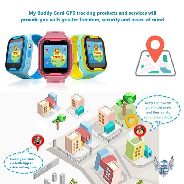 4G Personal GPS Tracker