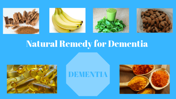 The Five Natural Remedies For Dementia