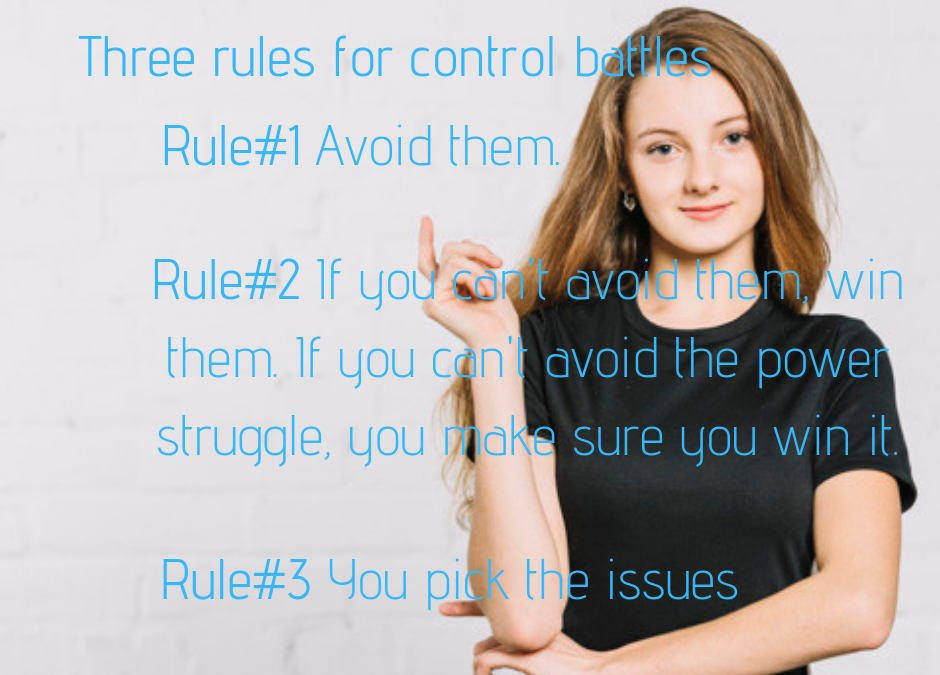 Tips in Dealing with difficult teenagers