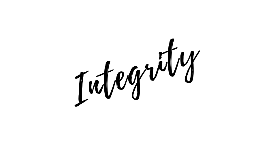 Traits of People With True Integrity