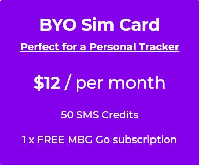 BYO Sim Card