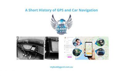 A Short History of GPS and Car Navigation