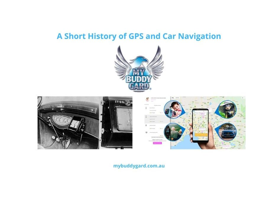 A Short History of GPS and Car Navigation