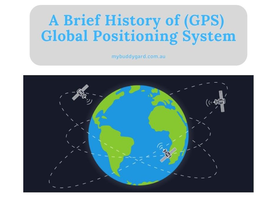A Brief History of (GPS) Global Positioning System
