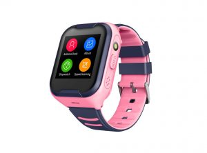 4G Kids Buddy GPS Tracking Watch