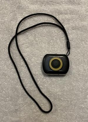 GPS Tracking Pendant Lanyard