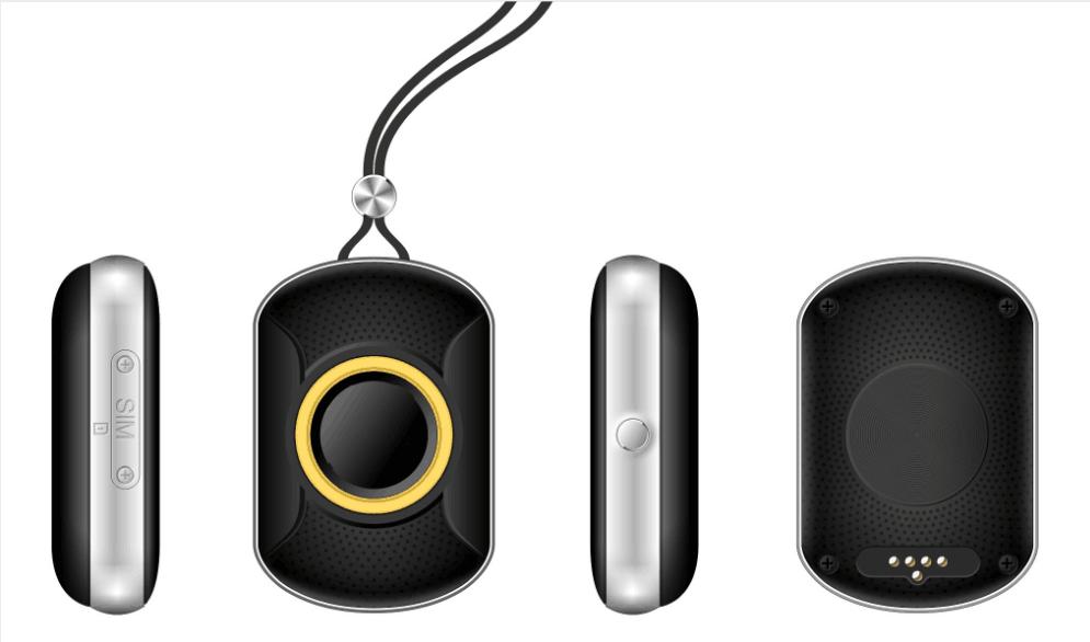 GPS pet tracker wearable