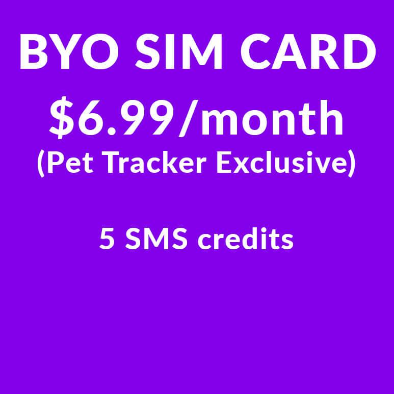 BYO Sim Plan (Pet Buddy)